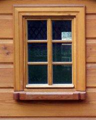 Einflügliges Fenster