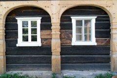 Fenstervergleich alt/ neu