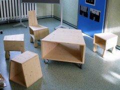 Pausenecke Grundschule