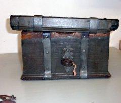 Kollekte Kiste